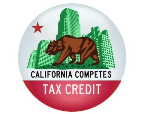 Cal Competes Tax Credit Logo