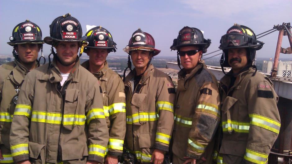 2011- 9/11 Memorial Stair Climb