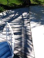 photo of a deck