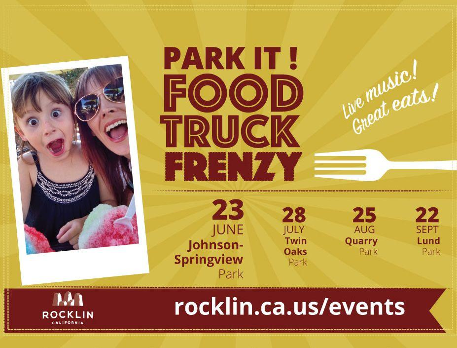 Park It! Food Truck Frenzy