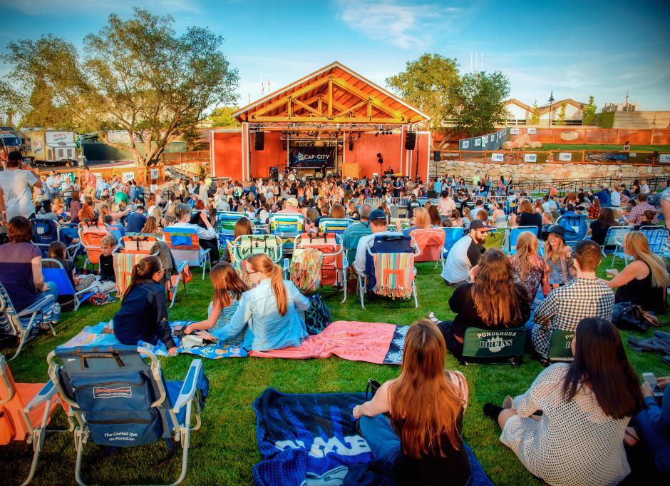 Concerts at Quarrry Park
