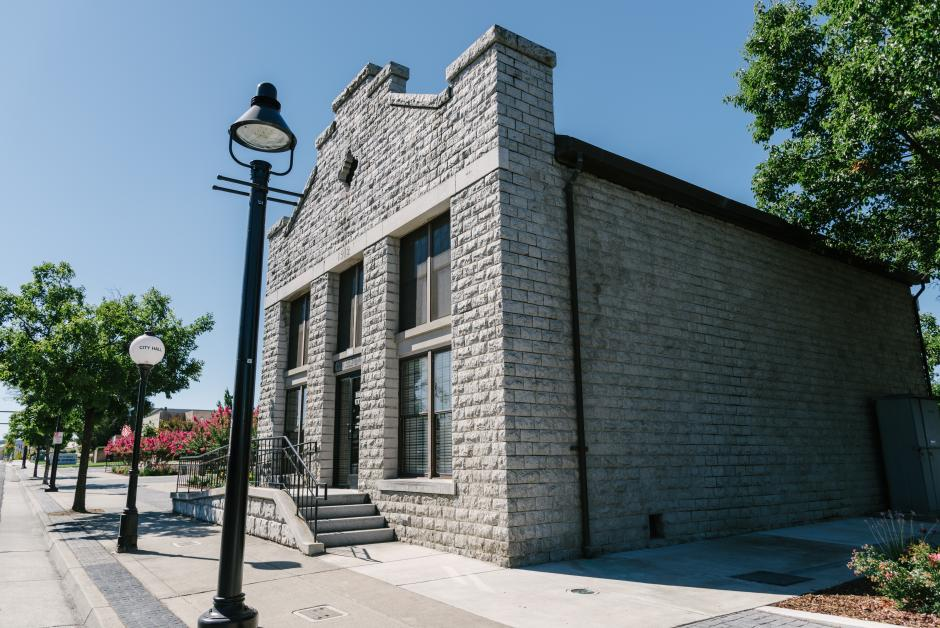 Rocklin's Historic City Hall