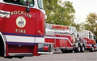 photo of Rocklin Fire Trucks
