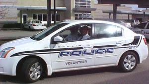 Photo of Police Volunteer vehicle