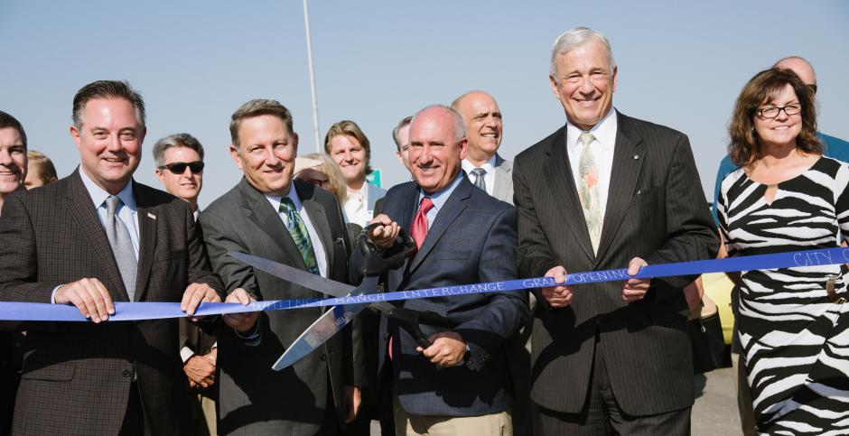 City Leaders Celebrate a Grand Opening Event