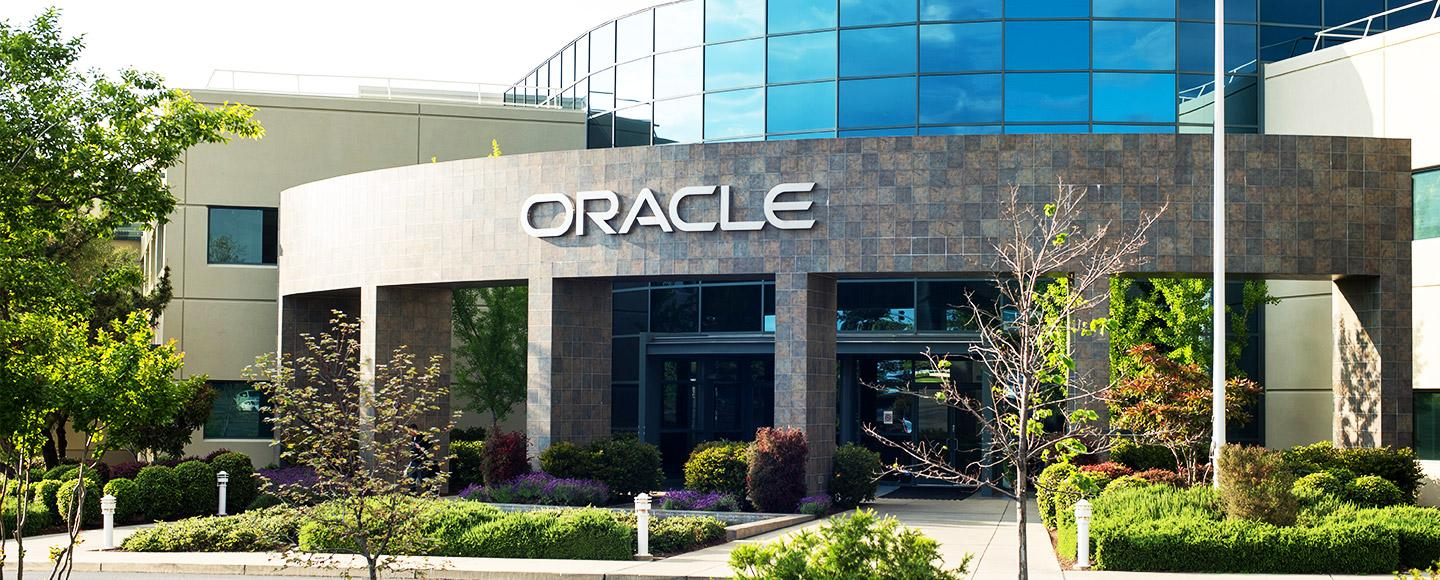 Oracle is just one of many big-name corporations with offices in Rocklin, CA