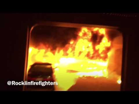 Structure and Vehicle Fires