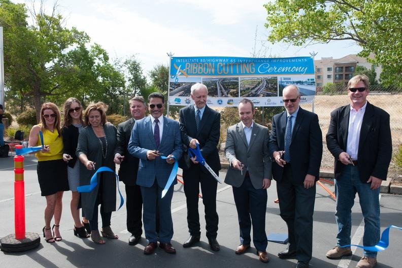 Project ribbon cutting ceremony on September 6 in Rocklin