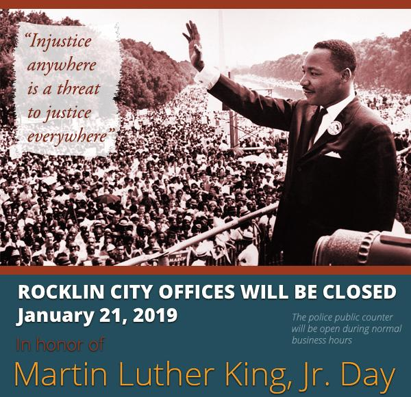 is mlk day a business day