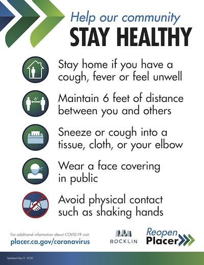 Help Our Community Stay Healthy
