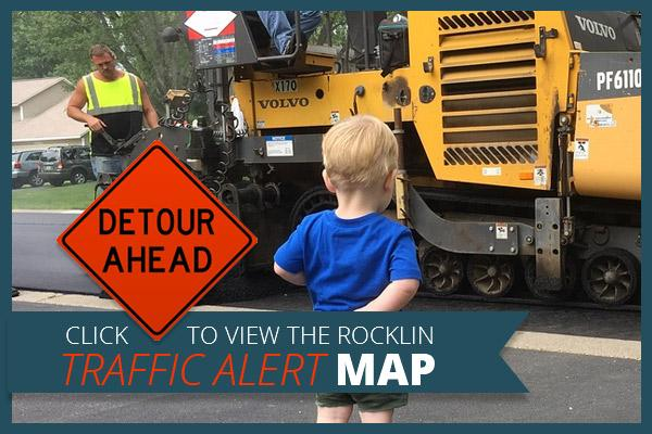 Click to view Traffic Alert Map