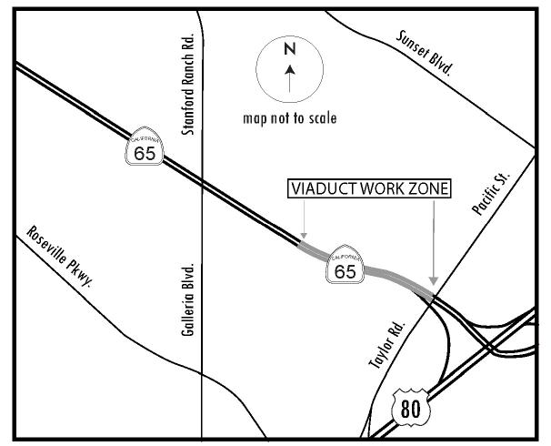 I-80/Hwy 65 Construction Updates (Dec 21) - City of Rocklin