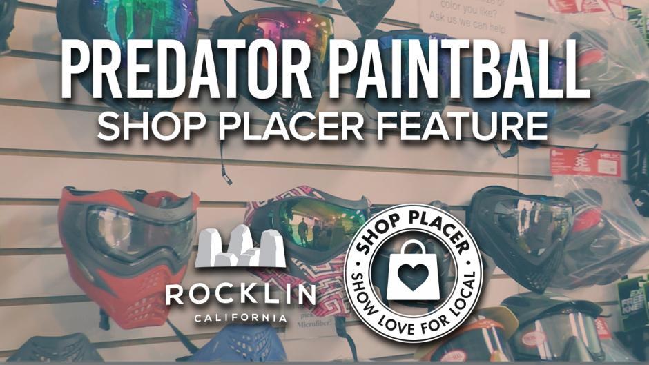Predator Paintball