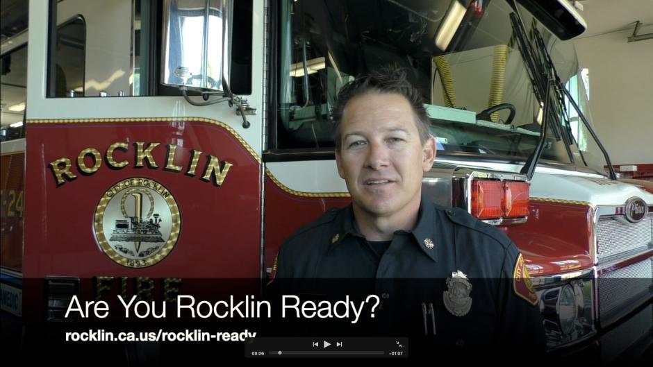 Are you Rocklin Ready?