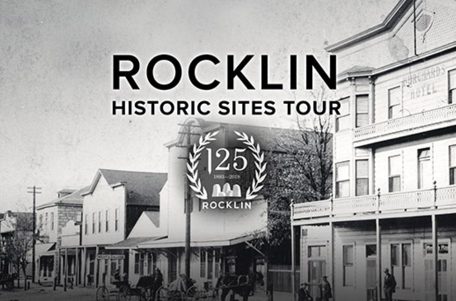 Rocklin Historic Sites Tour