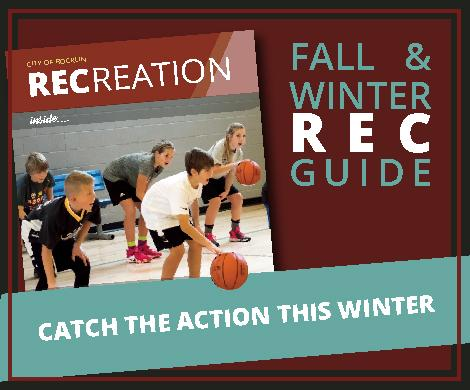Fall and Winter Rec. Guide