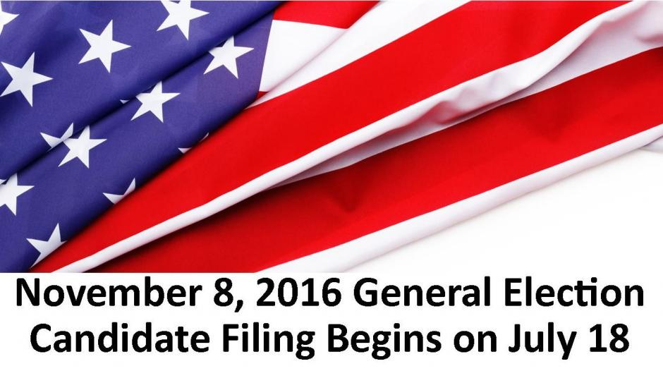 Candidate Filing graphic