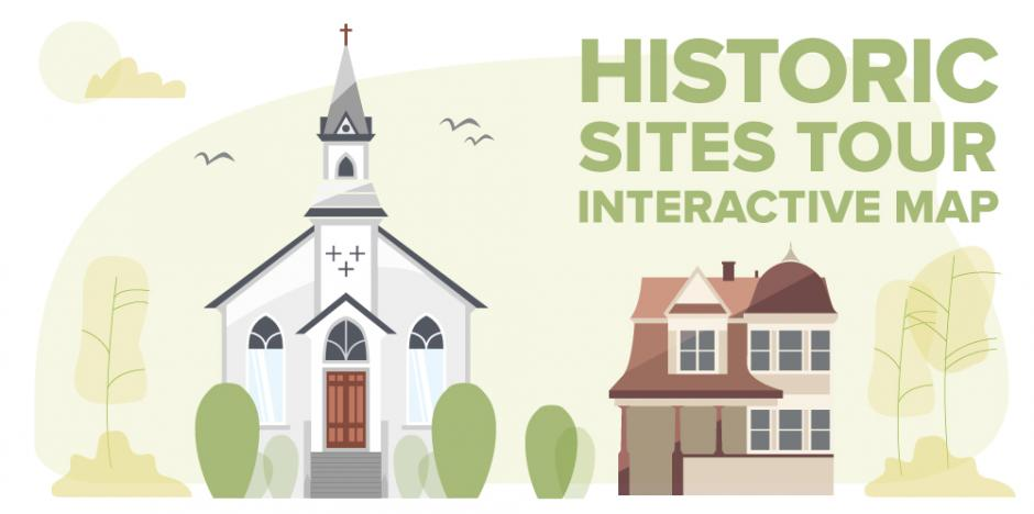 Link to Historic Sites Tour Map