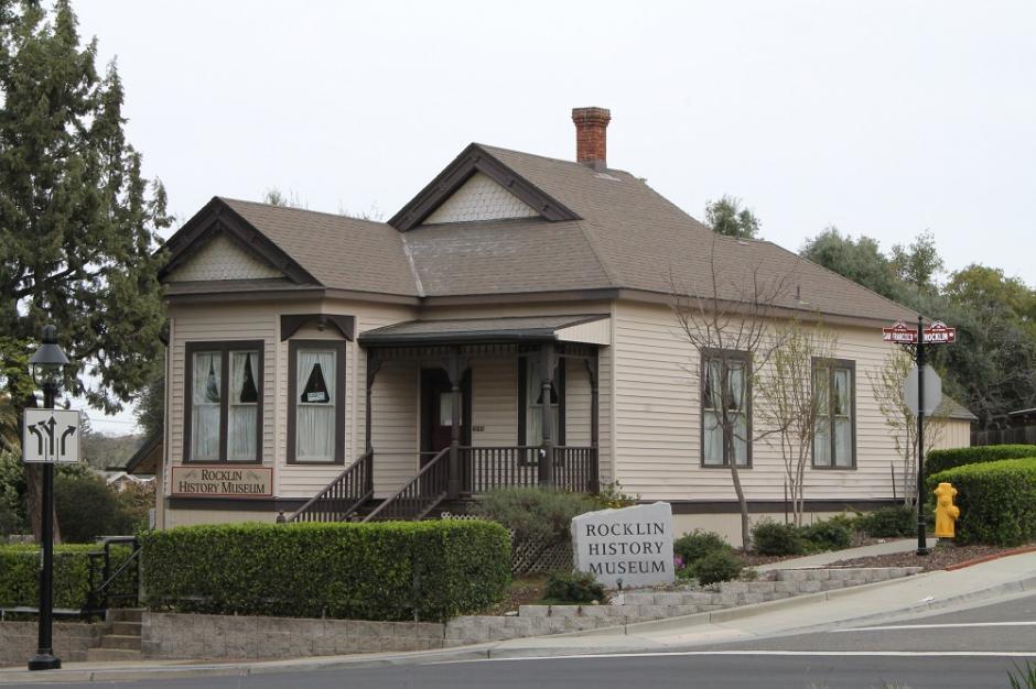 Rocklin History Museum
