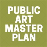 Button to View Public Art Master Plan