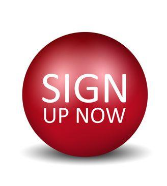 """Sign Up Now"" graphic"